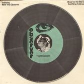 Niney The Observer Allstars At The King Tubby's - Dubbing With The Observer (Jamaican Recordings) LP